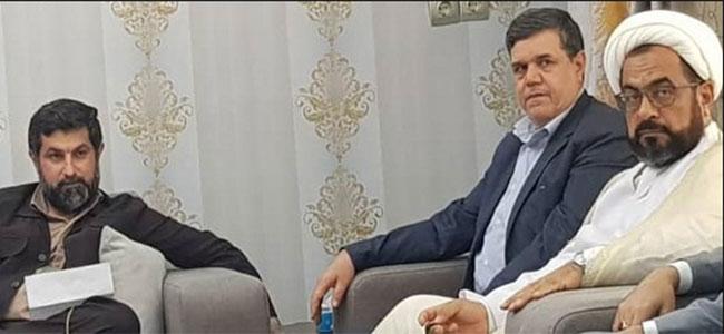 رئیس دانشگاه فرهنگیان با استاندار خوزستان دیدار کرد